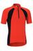 Gonso Haris Jersey korte mouwen Heren rood